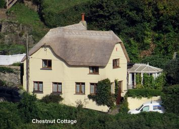Thumbnail 3 bed country house for sale in Chestnut Cottage, Braunton, Devon