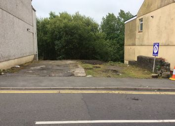 Land for sale in King Street, Nantyglo, Ebbw Vale NP23