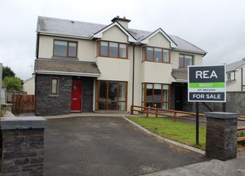 Thumbnail 3 bed semi-detached house for sale in 23 Dun Rí, Carrick-On-Shannon, Leitrim