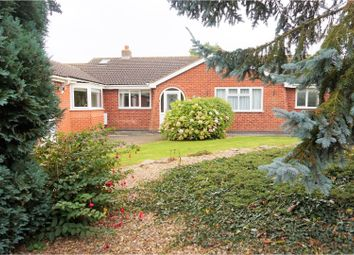 Thumbnail 3 bedroom detached bungalow for sale in Granary Close, Kibworth