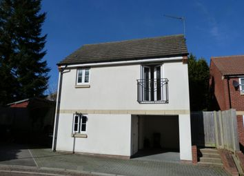 Thumbnail 1 bed detached house to rent in Dodham Crescent, Yeovil, Somerset