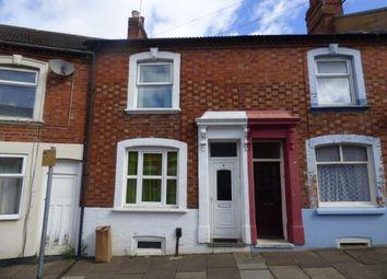 Thumbnail 3 bed terraced house for sale in Gordon Street, Semilong, Northampton, Northamptonshire