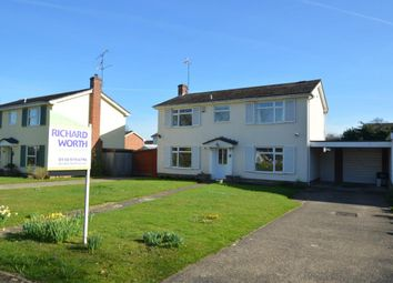 Thumbnail 4 bed detached house for sale in Starmead Drive, Wokingham