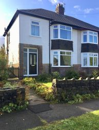 Thumbnail 3 bed semi-detached house for sale in Watburn Road, New Mills, High Peak