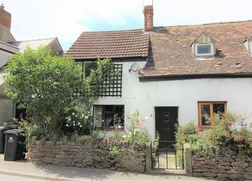 Thumbnail 2 bed cottage for sale in Church Street, Littledean, Cinderford