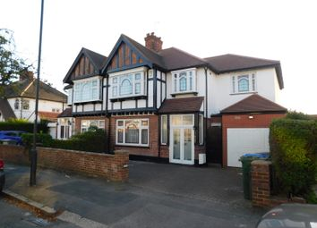 Thumbnail 1 bed property to rent in Pasture Road, Wembley