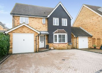 Thumbnail 4 bed detached house for sale in Collard Place, Folkestone