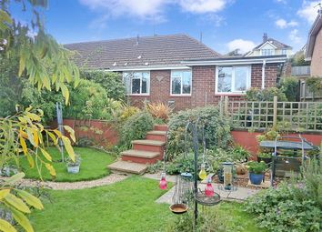 Thumbnail 2 bedroom semi-detached bungalow for sale in New Road, Brading, Sandown, Isle Of Wight