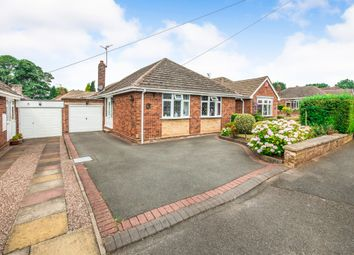 Thumbnail 2 bedroom detached bungalow for sale in Shakespeare Road, Dudley