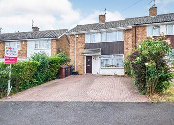 3 bed semi-detached house for sale in Swale Drive, Kings Heath, Northampton NN5