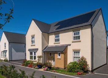 """5 bed detached house for sale in """"Manning"""" at West Yelland, Barnstaple EX31"""