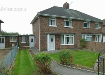 Thumbnail 3 bed semi-detached house for sale in Tait Avenue, Edlington, Doncaster.