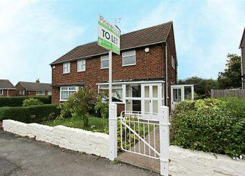 2 bed semi-detached house to rent in Beech Avenue, Alfreton, Derbyshire DE55