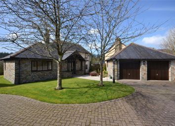 Thumbnail 4 bed detached house for sale in The Rowans, St. Mellion, Saltash, Cornwall