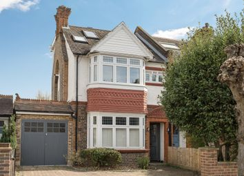 Thumbnail 5 bed property for sale in Merton Hall Road, London