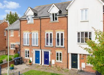 Thumbnail 3 bed terraced house for sale in Godfrey Gardens, Chartham, Canterbury