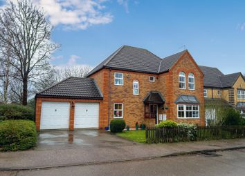 4 bed detached house for sale in Battalion Drive, Wootton, Northampton NN4