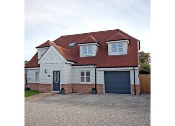 Thumbnail 5 bed detached house for sale in Lilac Drive, Broad Oak, Brede