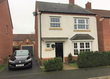 Thumbnail 3 bed detached house for sale in Longbridge Drive, Easingwold, York