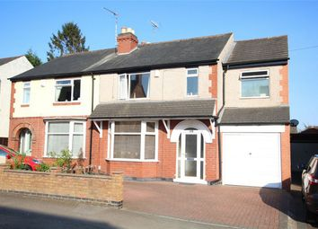 Thumbnail 4 bedroom detached house for sale in Grange Road, Longford, Coventry, West Midlands