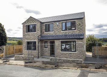 Thumbnail 3 bed detached house for sale in Bright Street, Sowerby Bridge