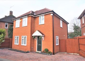 Thumbnail 3 bed detached house for sale in Harcourt Road, Bushey