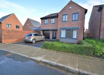 Thumbnail 4 bed detached house to rent in Pearce Drive, Telford