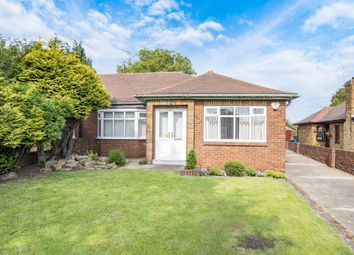 Thumbnail 2 bed semi-detached bungalow for sale in Stonehill Rise, Doncaster