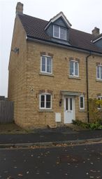 Thumbnail 4 bed semi-detached house to rent in Avenue De Gien, Malmesbury