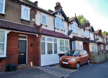 Thumbnail 3 bed terraced house for sale in Edith Road, London