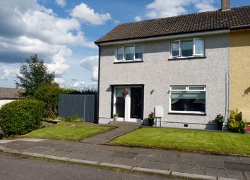 Thumbnail 3 bedroom end terrace house for sale in Mackintosh Place, Murray, East Kilbride