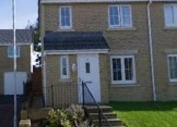Thumbnail 3 bed semi-detached house to rent in Tyn Y Coed Close, Sarn, Bridgend