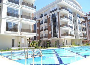 Thumbnail 3 bed apartment for sale in Antalya, Antalya, Turkey
