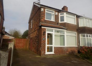 Thumbnail 3 bed semi-detached house to rent in Shalbourne Road, Worsley