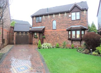 Thumbnail 3 bed detached house for sale in 11 Ridgewood Avenue, Chadderton