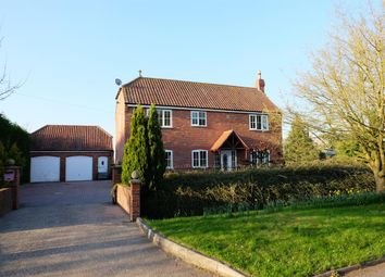 Thumbnail 4 bed detached house for sale in Church Lane, Minting, Horncastle