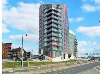 Thumbnail 2 bedroom flat for sale in Cross Green Lane, Leeds