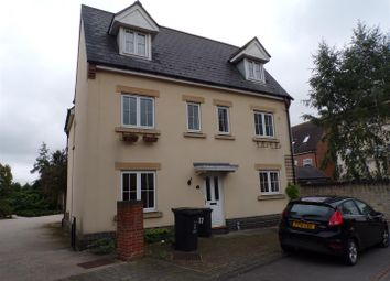 Thumbnail 6 bed detached house to rent in Tortworth Road, Swindon