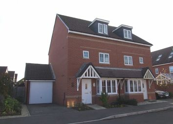 Thumbnail 4 bed semi-detached house for sale in Hawthorn Road, Melksham