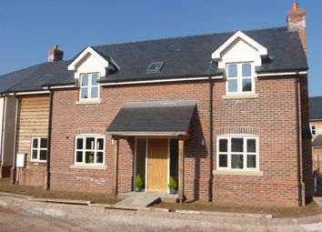 Thumbnail 3 bed detached house for sale in Coldwells Road, Holmer, Hereford