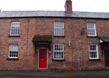Thumbnail 1 bed terraced house for sale in Chapel Street, Holt, Wrexham