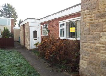 Thumbnail 1 bedroom bungalow for sale in Telford Way, Thurnby Lodge, Leicester, Leicestershire