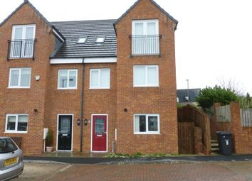 Thumbnail 3 bed town house to rent in The Chase, Bedlington