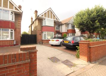 Thumbnail 3 bed semi-detached house for sale in Bullsmoor Lane, Enfield
