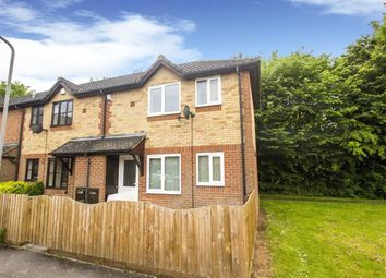 Thumbnail 1 bed end terrace house to rent in Sorrell Drive, Newport Pagnell, Milton Keynes