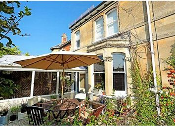 Thumbnail 4 bedroom end terrace house for sale in Newbridge Road, Bath