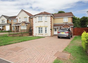 Thumbnail 4 bed detached house for sale in 15 Ocean Field, Clydebank