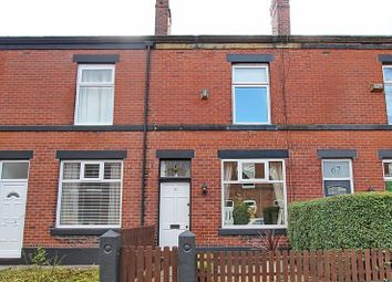 Thumbnail 2 bed terraced house for sale in Nipper Lane, Whitefield, Manchester