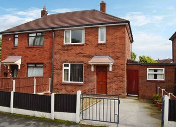 Thumbnail 2 bed semi-detached house to rent in Ruskin Avenue, Wigan