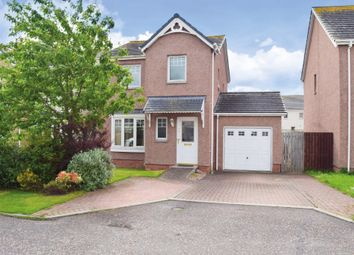 Thumbnail 3 bed detached house for sale in Black Devon Place, Inchture, Perthshire